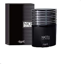 Sapil Nice Feelings Black Parfum - for Men - 75 ml