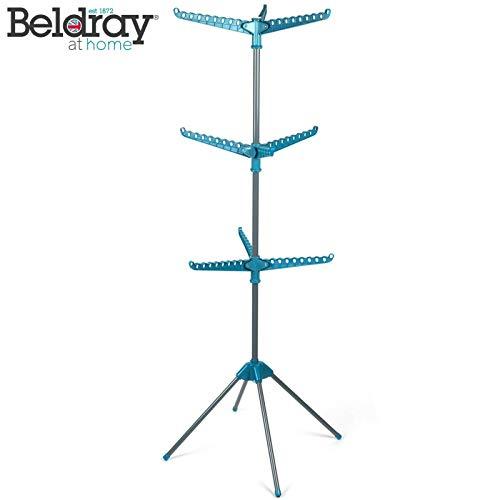 Beldray®LA039552TQEU Wäscheständer, 9-armig, für bis zu 15kg