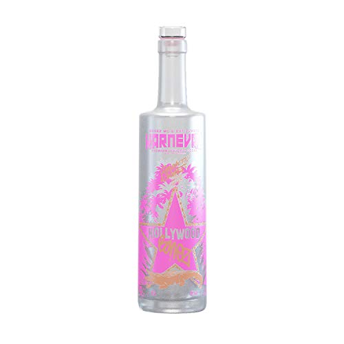 KARNEVAL VODKA Bonez Hollywood Edition (Raspberry & Coconut) - Premium Wodka mit Himbeer & Kokosnuss-Geschmack 40% vol. (1 x 0.5 l)