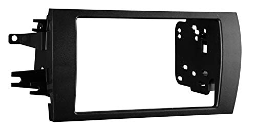 Metra 95-2004 Double DIN Installation Dash Kit for 1997-2001 Cadillac Catera and 1996-1999 Cadillac Deville
