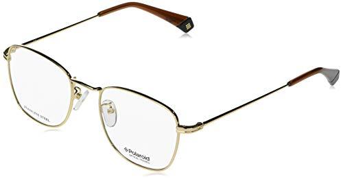 Polaroid PLD D377/G Gafas, Dorado, 50 para Mujer