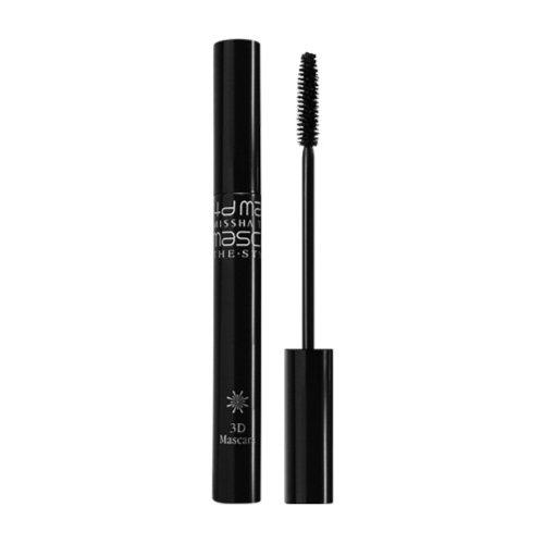 Missha - The Style - 3D Mascara Black - Wimperntusche schwarz - Make Up