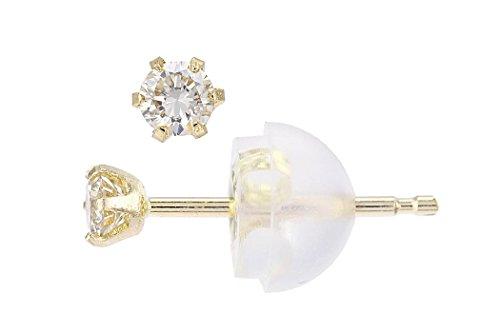 G&S Diamonds Mujer 750 Gold oro amarillo 18 quilates (750) redondo diamante