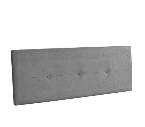 Cabeceros Cama 150 Tapizado Tela cabeceros cama 150  Marca DHOME