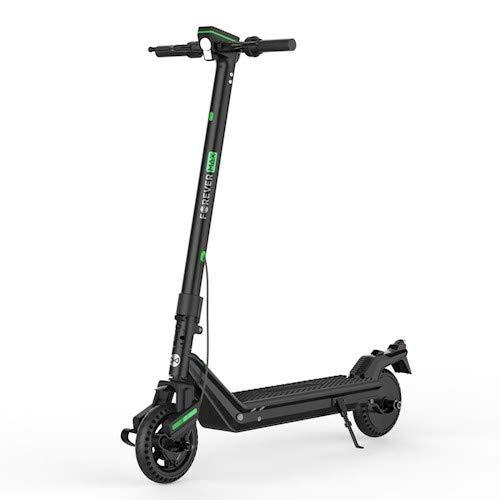 Forever E-ScooterMAX CS-510 Velocità massima 25 km/h, portata 25 km, scooter elettrico con potenza motore 350 W e 2 marce, capacità batteria 7500 mAh, tempo di ricarica 4 h, carico massimo 130 kg