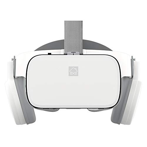 FANMU Bobovr Z6 VR Gafas 3D Realidad Virtual Mini Casco de cartón Gafas VR Auriculares Bobo VR para teléfono móvil de 4-6 Pulgadas