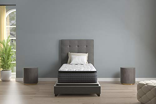 Signature Design by Ashley Limited Edition Pillowtop Twin Mattress, White