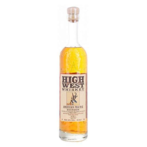 High West Whiskey AMERICAN PRAIRIE Bourbon 46,00% 0,70 lt.