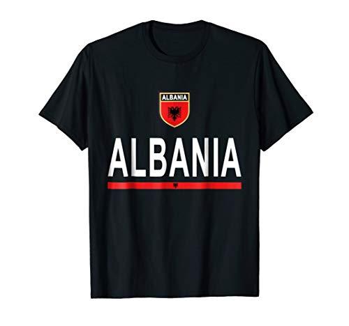 Albania Soccer T-Shirt - Albanian Football Jersey 2017