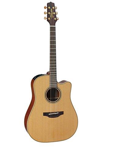 TAKAMINE (Musikinstrumente)–Gitarre electro-acustica P3DC DREADNOUGHT Serie Pro