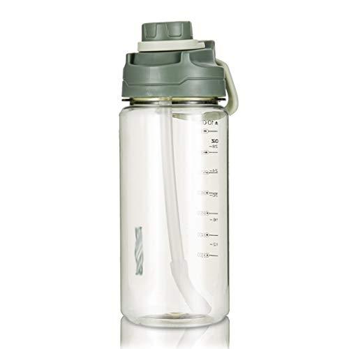 HBR Botella Agua Deportes Botella de agua-1000 ml / 2000 ml Prueba...
