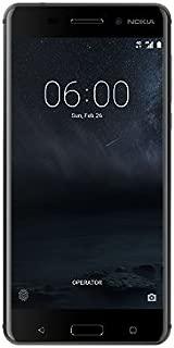 NOKIA 6, 32 GB, Siyah (NOKIA Türkiye Garantili)