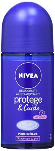 NIVEA NIVEA Roll-On protège & soin – 50 ML – 6 unités