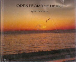 Hardcover Odes From the Heart Book
