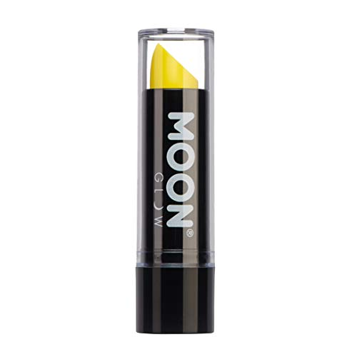 Moon Glow -Neon UV Lippenstift4.5gIntensiv Gelb–ein spektakulär glühender Effekt bei UV- und Schwarzlicht!