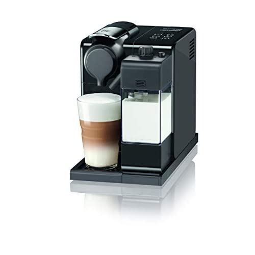 31p07CpolYL. SS500  - De'Longhi Lattissima, Single Serve Capsule Coffee Machine, Automatic Frothed Milk, Cappuccino and Latte, EN560.B, Black