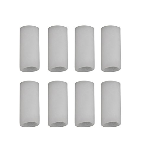 ARTLILY 10 Piezas Protector de Dedos Pie de Silicona para Callo Dedos de Martillo
