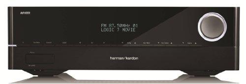 Harman Kardon AVR 1610 5.1-Channel 85-Watt Roku Ready Networked Audio/Video Receiver