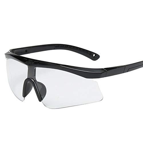 Hasey Gafas de sol polarizadas, estilo retro, cuadradas, al aire libre, con lente de protección para deportes y conducción