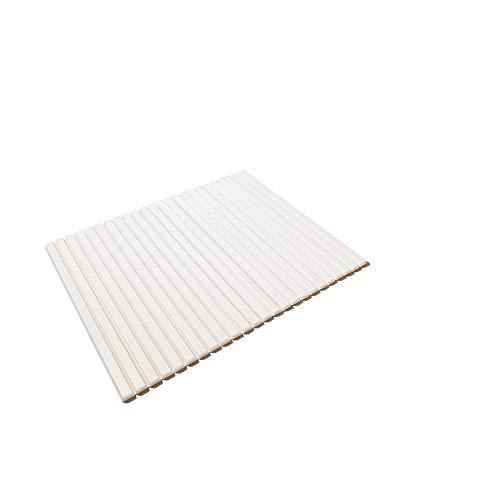 東プレ シャッター式風呂ふた ホワイト 70×81cm M8