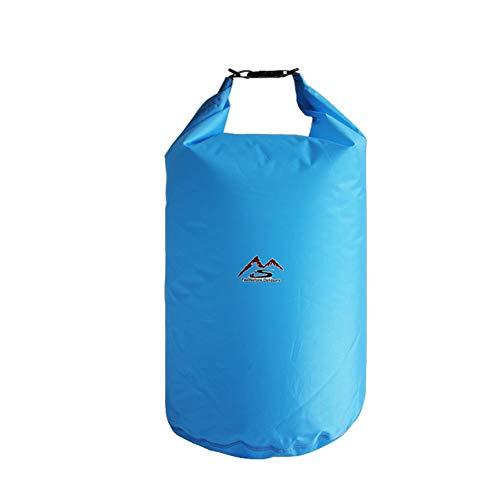Sawpy 5L10L20L40L70L Bolsa Seca, Bolsa Impermeable de Gran Capacidad para Acampar a la Deriva, Senderismo, natación, Rafting, Kayak, río, Bolsas de Trekking