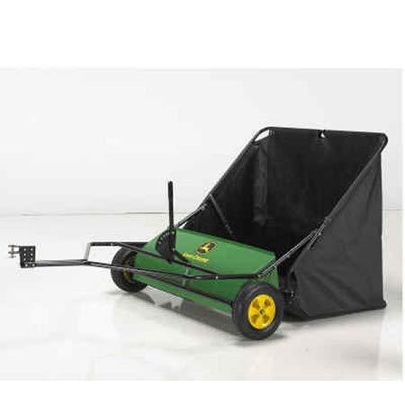 John Deere Tow-Behind Lawn Sweeper - LPSTS42JD