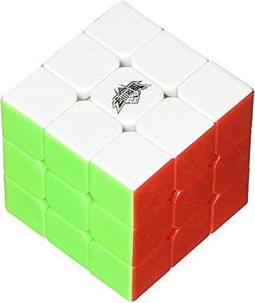 Vdealen Cyclone Boys 3x3 Cubo de Velocidad, 3x3x3 Speed Cube 56mm Stickerless - Torneado Fácil & Juego Suave - Rompecabezas Cubo Mágico para Principiante y Pro