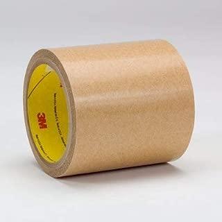 3M(TM) Adhesive Transfer Tape 9472 Clear, 1 in x 60 yd 5 mil, 36 rolls per case
