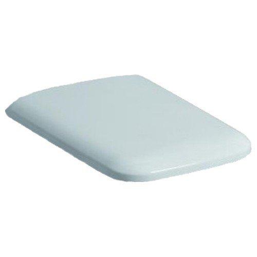 Keramag WC-Sitz it! mit Deckel, Scharniere in Metall, Absenkautomatik, weiß, 571910000