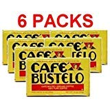 Cafe Bustelo 6 PACK Great interest Special price for a limited time Cuban Espresso Ground Ca Coffee x g 284 by