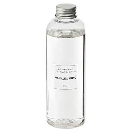 Atmosphera Créateur d'intérieur - Recharge de Diffuseur de Parfum Zoé 200ml Vanille Musc