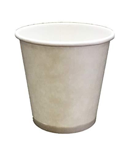 スマートマットライト ニッチプラス(Niche plus) 結露に強い両面PE加工 紙コップ ホワイト 2オンス(60ml) 250個入