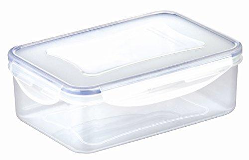Tescoma 892066 Freshbox Contenitore Rettangolare, Plastica, Transparent, 1.5 l, 1 Pezzo