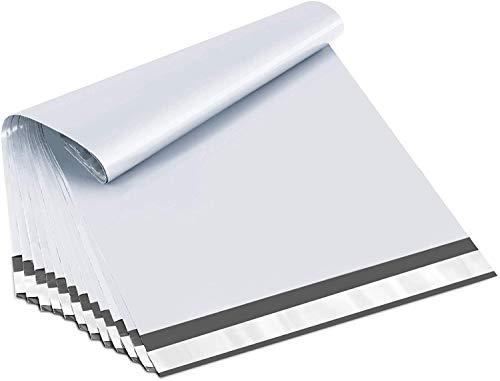 100 sobres para envíos con autoadhesivos, impermeables y a prueba de desgarros