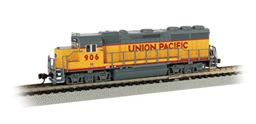 GP40 Dcc Sound Value Equipped Diesel Locomotive - Union Pacific #906 - N Scale