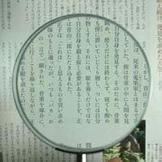 池田レンズ 金枠製手持ちルーペ 1351