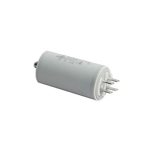 CONSTRUCTEURS DIVERS Kondensator Electrol mit Kabel 16 μF 450 V für Waschmaschine Verschiedene Hersteller