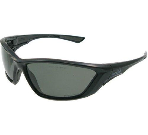 bollé Ballistische Schutzbrille/Sonnenbrille -SWAT-, Kratzfest und beschlagfrei - polarisiert