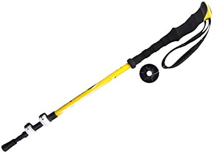 LEIGE Adjust Section Aluminum Alloy Out Stick Walking Cheap mail order shopping Purchase Alpenstock