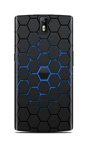 Shengshou Mobile Back Cover for OnePlus One (A0001) Design Pattern ABC131T34422