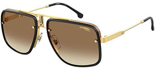 Carrera CA Glory II Gafas, Gold/Brown Shaded, 59 para Hombre