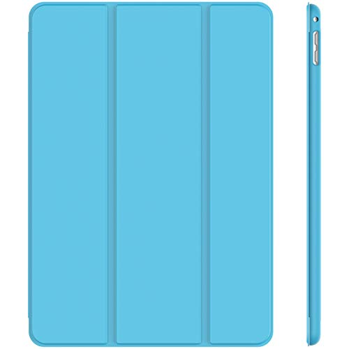 JETech Case for Apple iPad Mini 4, Smart Cover with Auto Sleep/Wake, Blue