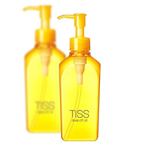 Shiseido TISS | Face Wash Cleansing Oil | Deep Off Oil NL 230ml
