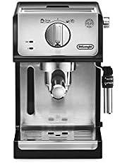 De'Longhi Ecp 35.31 Espresso Makinesi, Profesyonel Süt Köpüğü Başlığı, Siyah
