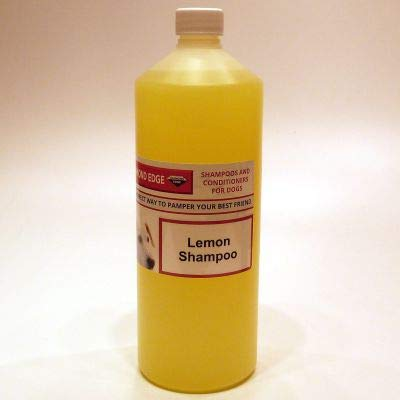 Diamond Edge Citron Shampooing de toilettage, 1 litre