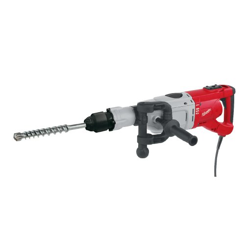 Milwaukee 4933375710 950 S Bohrhammer-KANGO, Schwarz, Grau