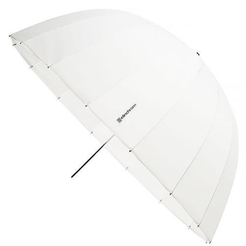 Elinchrom EL26354 - Paraguas Deep traslúcido (105 cm) Color Negro