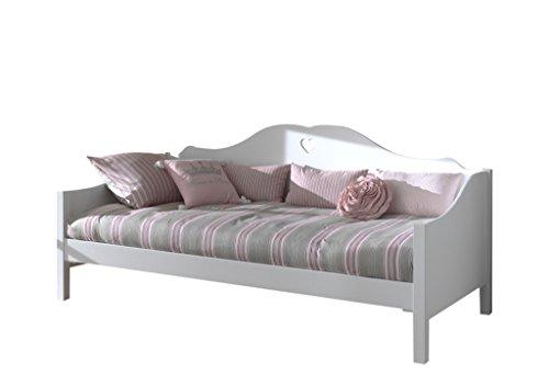 VIPACK AMKB9014 Kojenbett Amori, 90x 200 cm, weiß