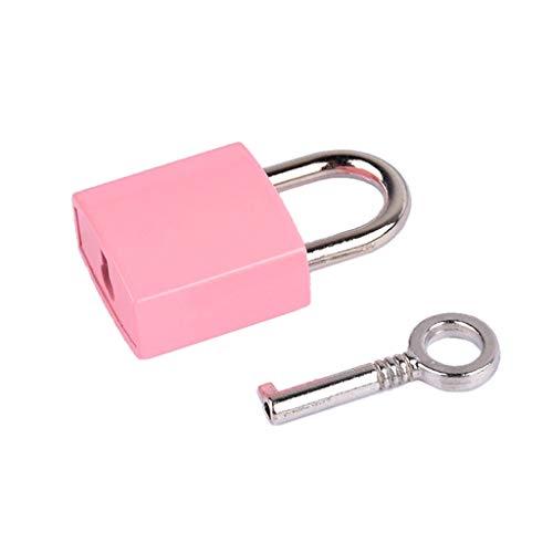 ZJL220 Mini Candados Archaize con llave suministrada para joyero, caja de almacenamiento, diario y libro