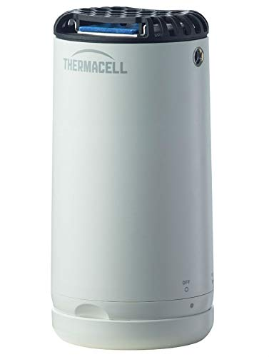 Thermacell - Zanzariera Halo, Frost, 17cm x 9cm x 9cm